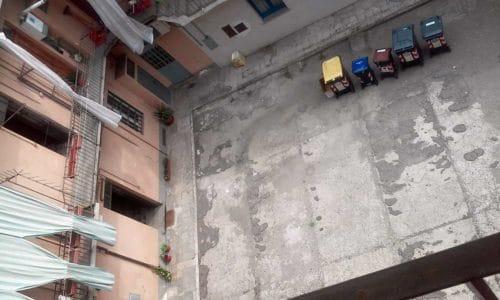 RIQUALIFICAZIONE CORTILE INTERNO – Torino